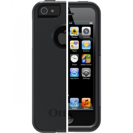 Otterbox Commuter Case for iPhone 5/5s Svart