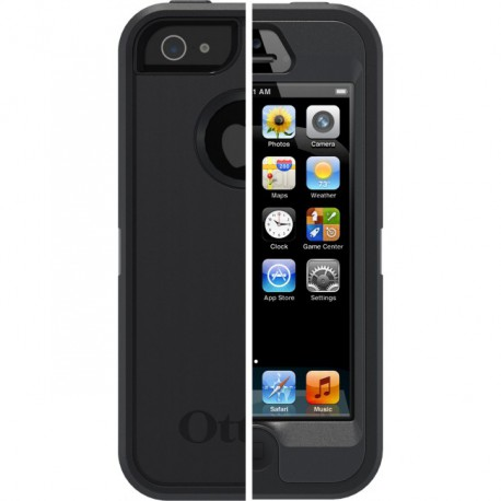Otterbox Defender Case for iPhone 5/5s Svart