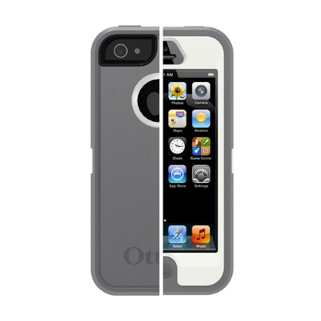 Otterbox Defender Case for iPhone5/5s Vit
