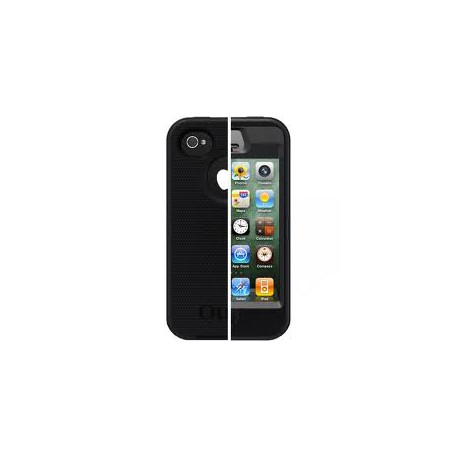 Otterbox Defender Case for iPhone 4/4S Svart