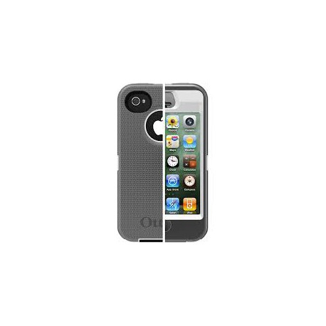 Otterbox Defender Case for iPhone 4/4S Vit