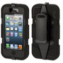 Griffin Survivor for iPhone 5/5s Svart