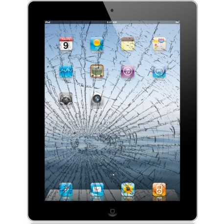 Byte av Glas / Touch iPad 2 / 3 / 4