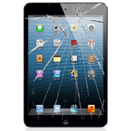 Byte av Glas / Touch iPad Mini
