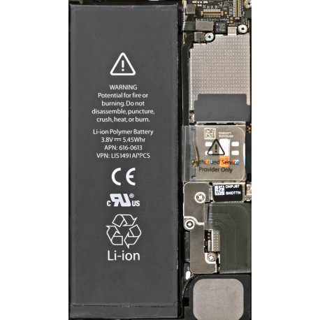 Byte batteri iPhone 5
