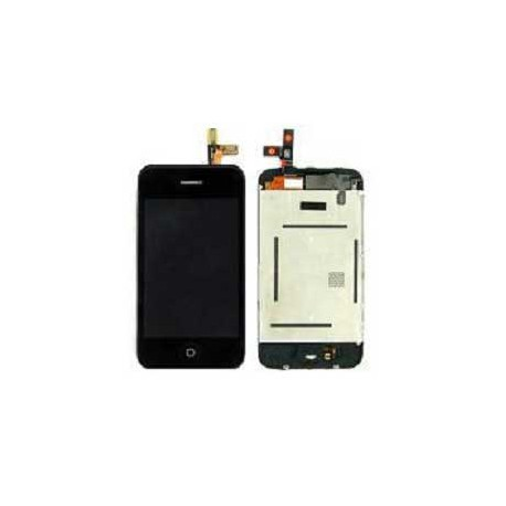 iPhone 3GS Byte av Display samt Display Glas