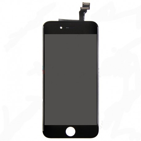 iPhone 6 Plus Byte av LCD Display samt Glasbyte Svart CMR