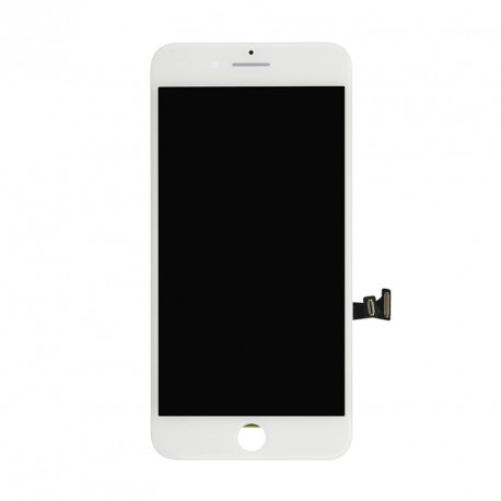 iPhone 7 Byte av Retina LCD Display samt Glasbyte Vit