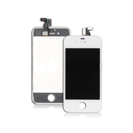 iPhone 4 Byte av Retina Display samt Glasbyte Vit