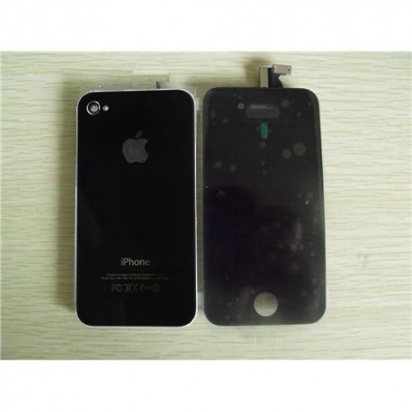 iPhone 4s Byte av Glas, LCD, Bakstycke