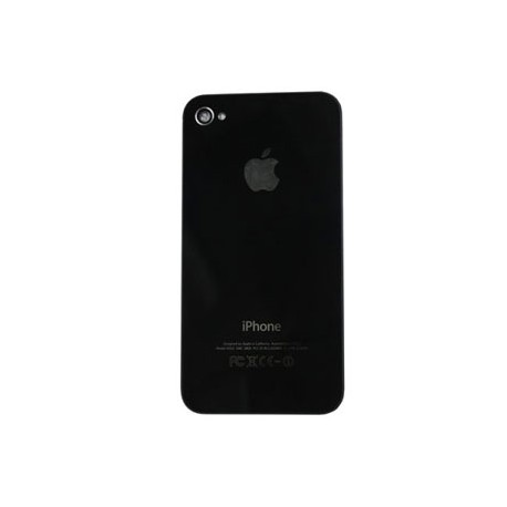 iPhone 4S Original Bakstycke Svart